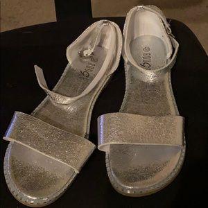 Sliver shoes